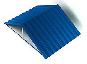 параметры расчета профнастила для крыши