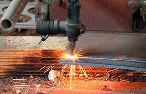 особенности плазменной резки металла