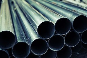 Монтаж оцинкованных водогазопроводных труб