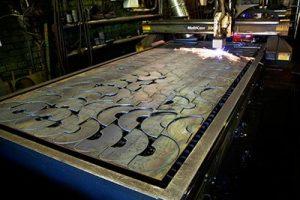 плазменная резка металлических изделий в сжатые сроки