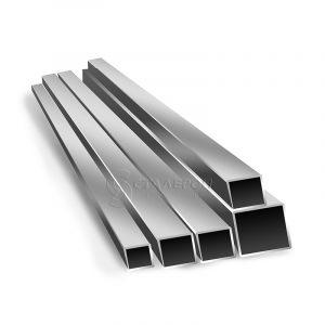 Алюминиевая труба профильная АД31т1 15х15х1,5х6000