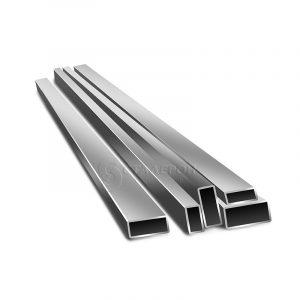 Алюминиевая труба профильная АД31т1 20х10х1,5х6000