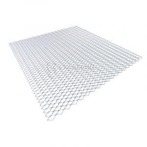 Сетка ЦПВС 10х0,5 в рулоне (1,25х4 м) оцинкованная