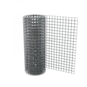 Сетка сварная 10х10 d=0,6 мм (1,0х15 м) оцинкованная