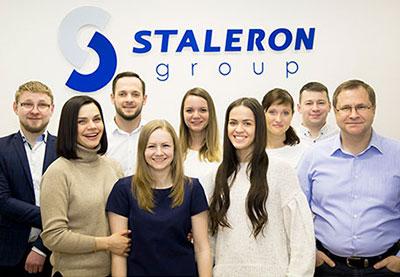 Сталерон Групп – динамично развивающаяся компания с большим опытом на рынке металлопроката и собственными производством