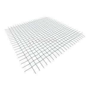 Сетка тканая нержавеющая 0,16х0,16х0,1мм рулон 1х30м