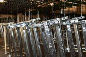 Гальваническое цинкование для защиты металла