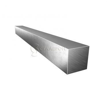 Квадрат калиброванный сорт нерж сталь никел х/т 8 h11